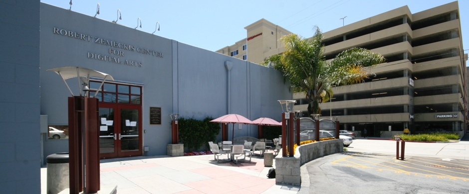 ETC Offices at The Zemeckis Center for Digital Arts