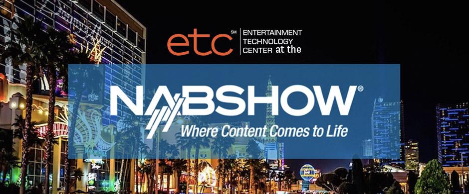 ETC at NAB Show