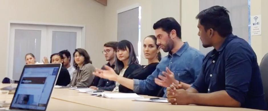 SCA Students Speak on the Future of Entertainment